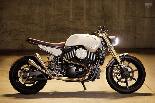 Ban do thoi thuong cua Harley-Davidson Street 750 hinh anh 1