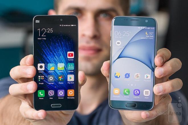 Xiaomi dang hoc theo chieu tro cua Samsung de 'danh chiem' An Do hinh anh