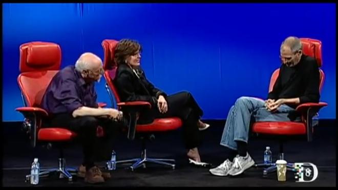 Phong van Steve Jobs tai hoi thao nam 2010 hinh anh