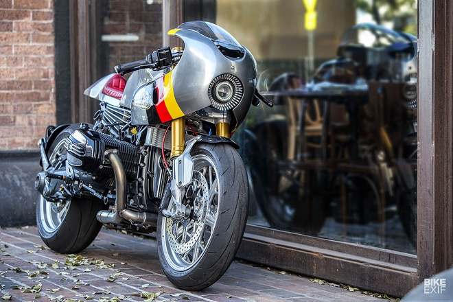 BMW R Nine T do boxer dam chat Duc hinh anh 1