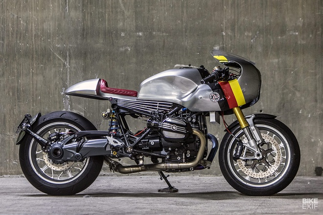 BMW R Nine T do boxer dam chat Duc hinh anh 2