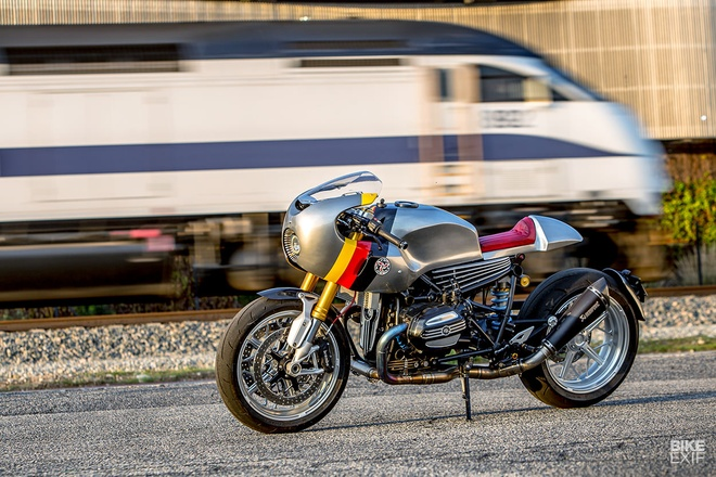 BMW R Nine T do boxer dam chat Duc hinh anh 4