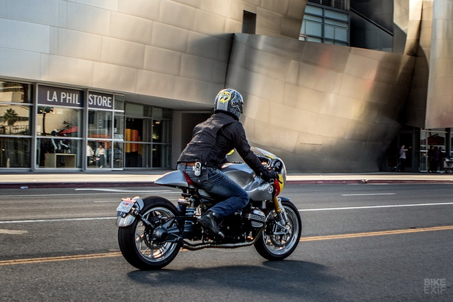 BMW R Nine T do boxer dam chat Duc hinh anh 9