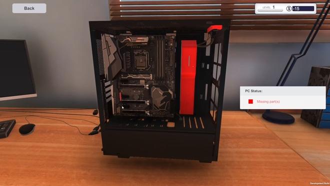 Game gia lap PC Building Simulator hinh anh
