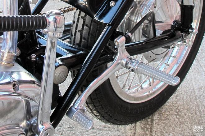 Ducati 250 hang hiem do phong cach cafe racer hinh anh 7