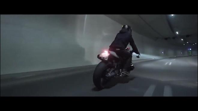 BMW R nineT 'Falcon' tu lo do Hookie hinh anh