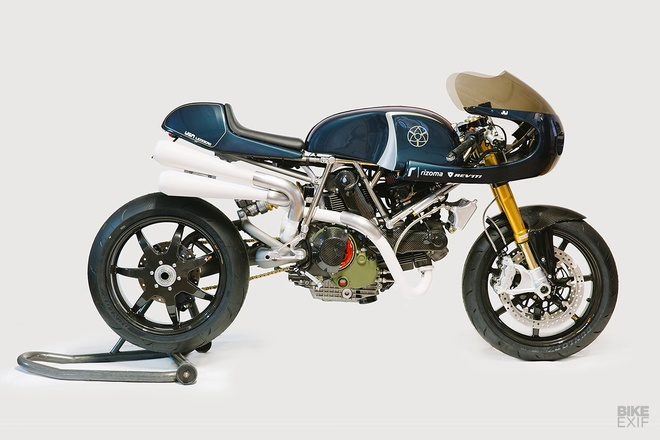 Ducati Monster 1100 do co bap theo phong cach My hinh anh 2