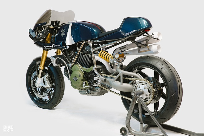Ducati Monster 1100 do co bap theo phong cach My hinh anh 5