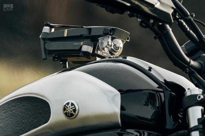 Yamaha XSR700 Scrambler do anh 2