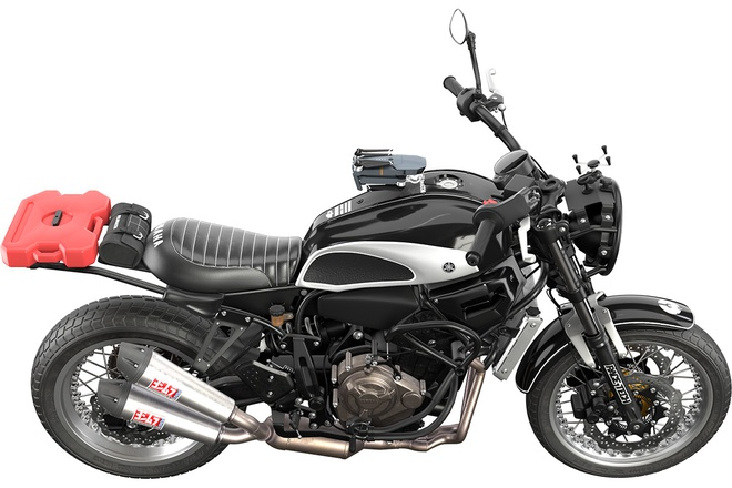 Yamaha XSR700 Scrambler do anh 4