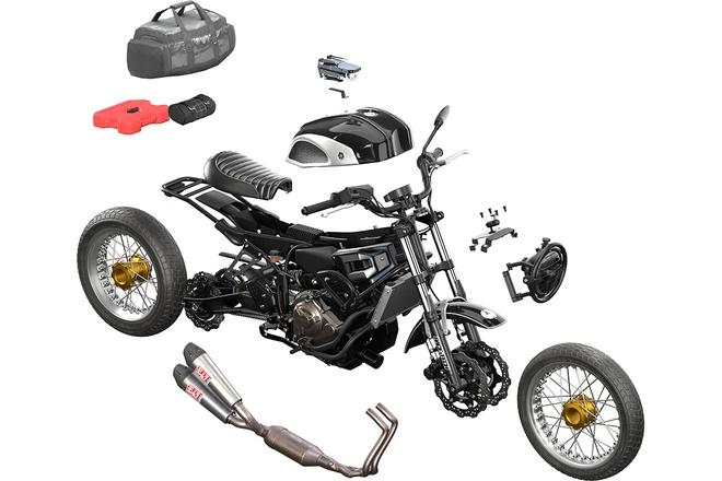 Yamaha XSR700 Scrambler do anh 5