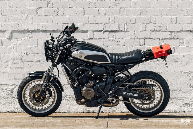 Yamaha XSR700 Scrambler do anh 7