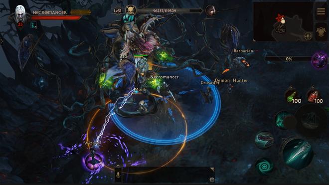 Diablo trên di động có cứu được tượng đài của quá khứ?. Ảnh: Blizzard