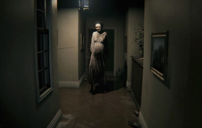 Game kinh di Silent Hills P.T da hoi sinh hinh anh