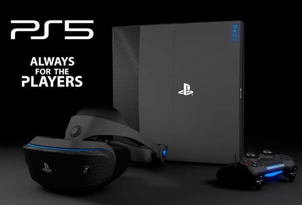 Sony bat dau lam PlayStation 5, may PS4 co the sap dai ha gia hinh anh 1