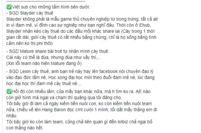 Nhieu game thu bi to 'cay thue', Lien Minh Huyen Thoai VN day song hinh anh 2