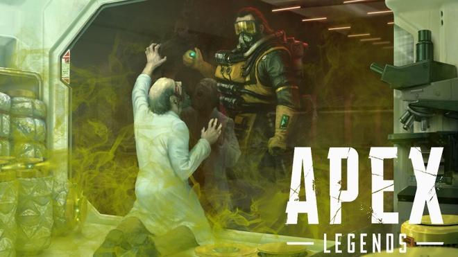 Su that thu vi ve cac huyen thoai trong Apex Legends hinh anh 3