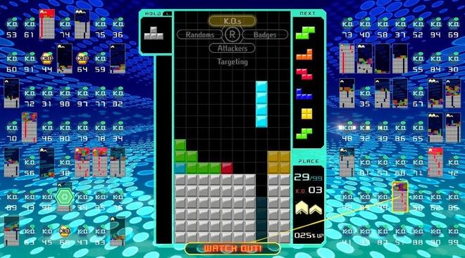 Chiến đấu với 98 người chơi khác để trở thành kẻ sống sót cuối cùng. Ảnh: Nintendo.