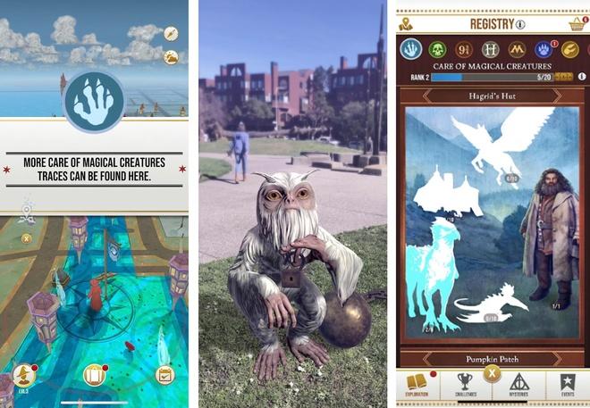 Cách chơi có phần cải tiến so với Pokémon Go. Ảnh: The Verge.