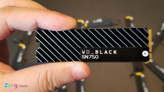 Western Digital ra mat SSD WD Black SN750 danh cho game thu hinh anh 2