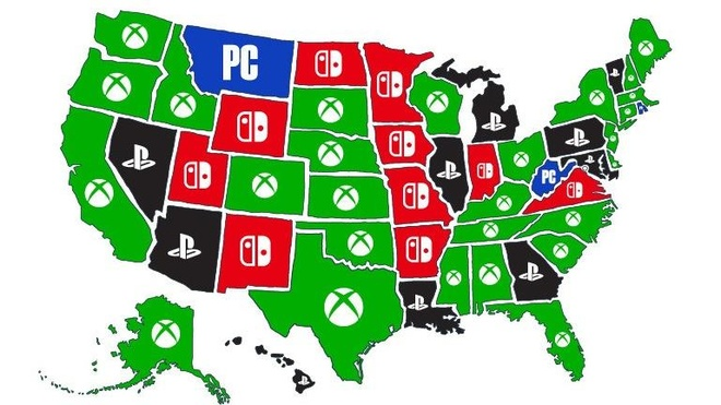 May choi game Xbox,  PS4 anh 1
