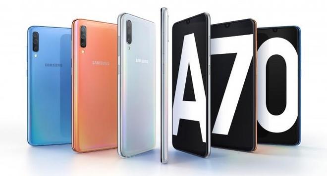 Samsung Galaxy A70 anh 1