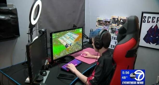 Streamer nhi kiem duoc 200.000 USD nho choi game Fortnite hinh anh 2