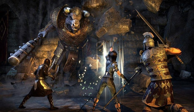 Sieu pham game nhap vai 'The Elder Scrolls: Blades' do bo di dong hinh anh 2