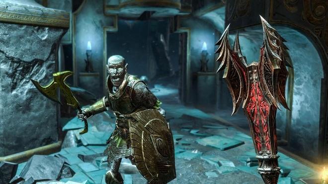 The Elder Scrolls: Blades lan dau xuat hien tai E3 2018 hinh anh