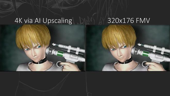 So sanh do hoa cua ban mod Final Fantasy VII hinh anh