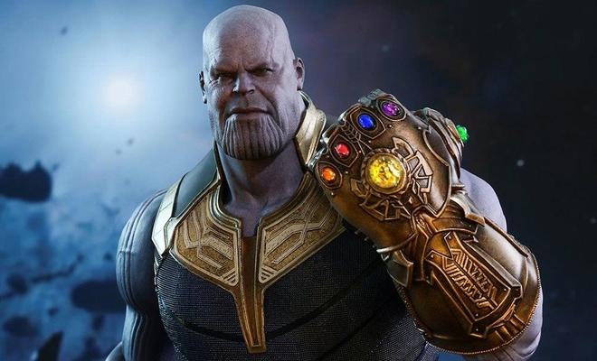 Ac nhan Thanos quay nat Los Angeles trong GTA V hinh anh