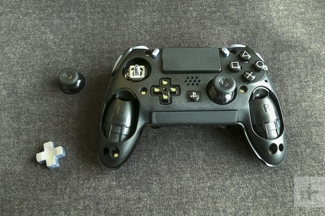 Tay cam PS4 Scuf Vantage co xung voi gia 200 USD? hinh anh 2