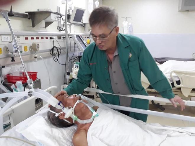 Anh hùng phi công Nguyễn Văn Bảy hôn mê, tiên lượng xấu