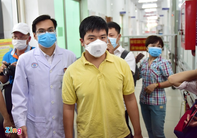 Them benh nhan nhiem virus corona o Viet Nam duoc xuat vien hinh anh 1 corona_choray_zing.jpg