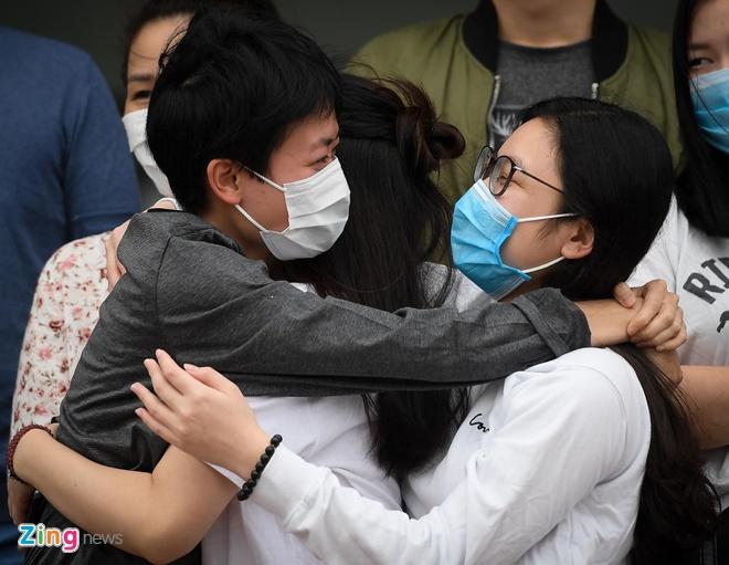 'Các bác sĩ Việt Nam cứu sống khi tôi cận kề cái chết'