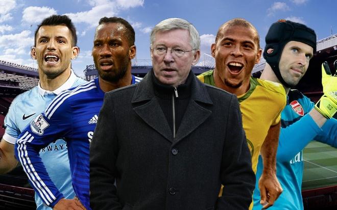 7 ngoi sao suyt tro thanh hoc tro cua Sir Alex Ferguson hinh anh