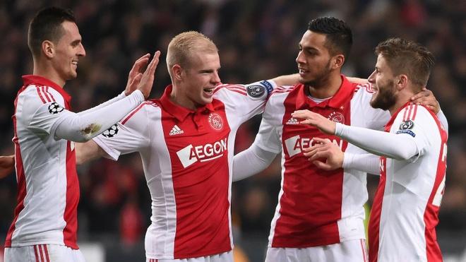 Chu nhat 4/10, ngay cua nhung tran cau kinh dien hinh anh 2 Ajax Amsterdam đứng trước thử thách trên con đường chinh phục danh hiệu vô địch thứ 34 trong lịch sử.