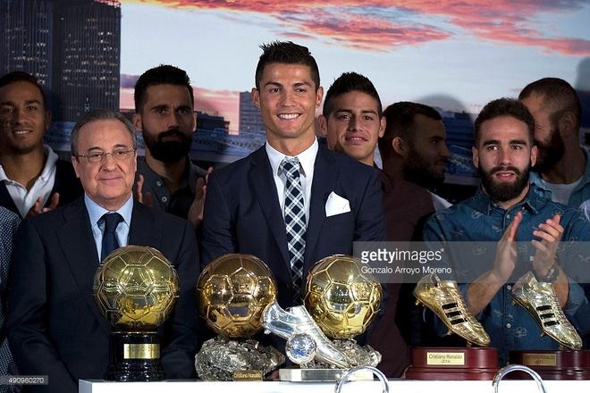 Chu nhat 4/10, ngay cua nhung tran cau kinh dien hinh anh 5 Cristiano Ronaldo đứng trước cơ hội phá kỷ lục ghi bàn cho CLB của huyền thoại Raul Gonzalez
