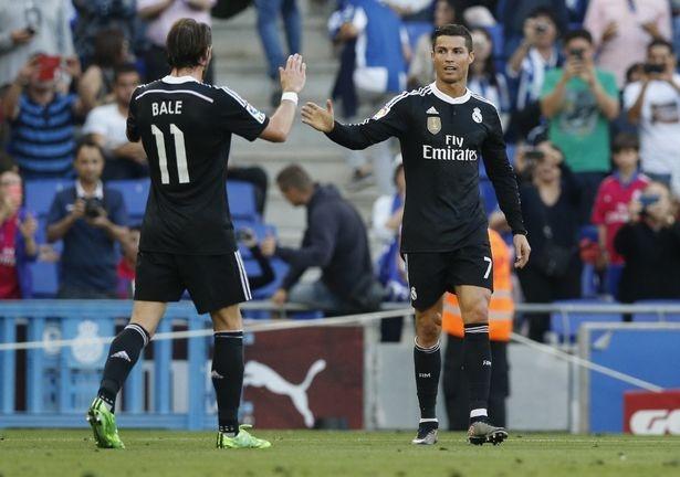 Benitez phu nhan mau thuan giua Ronaldo va Bale hinh anh