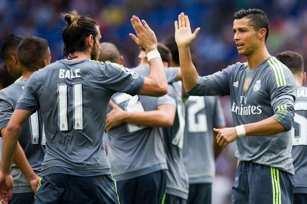 Benitez phu nhan mau thuan giua Ronaldo va Bale hinh anh 1 Cristiano Ronaldo và