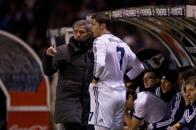 Cristiano Ronaldo tung chong lai Mourinho nhu the nao? hinh anh 1