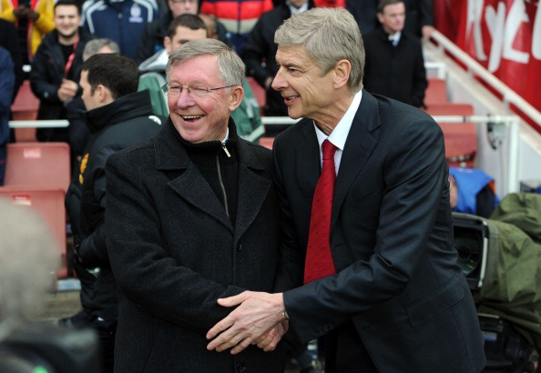 Arsene Wenger tiet lo dieu nguong mo Alex Ferguson hinh anh