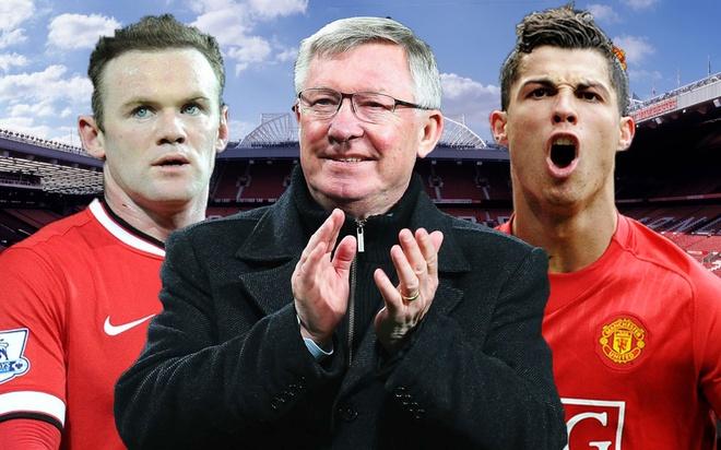 Top 10 hoc tro uu tu cua Sir Alex Ferguson hinh anh