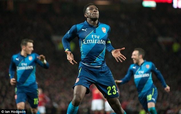 Danny Welbeck: 'Arsenal moi la nha cua toi' hinh anh 1