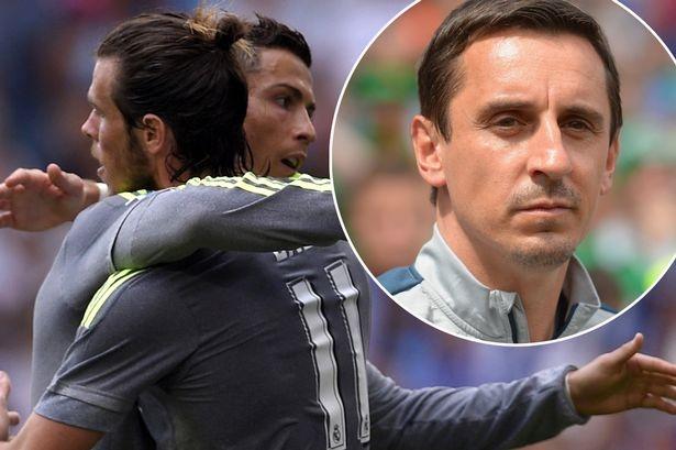 Gary Neville: 'Nguoi MU can la Bale, khong phai Ronaldo' hinh anh