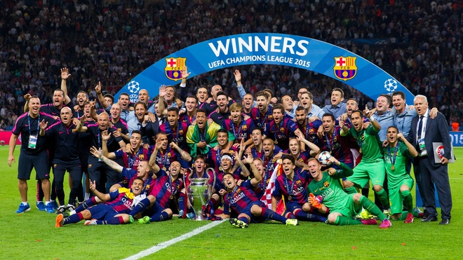 Vuot qua MU, Barcelona tro thanh CLB noi tieng nhat the gioi hinh anh 1