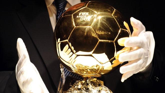 Neymar, Messi, Ronaldo lot top 3 de cu Qua bong vang hinh anh 1