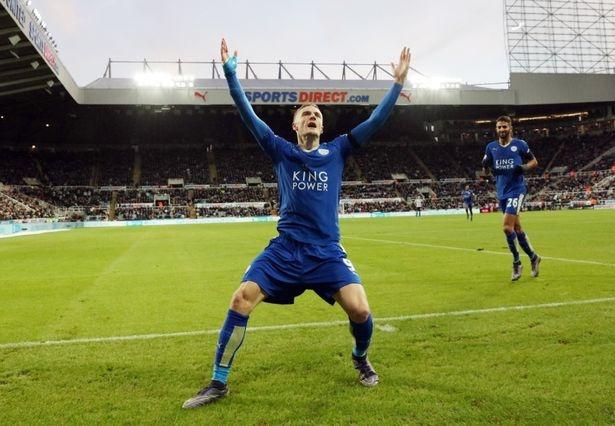 Nhung ky luc cho Jamie Vardy xo do tai Premier League hinh anh 2
