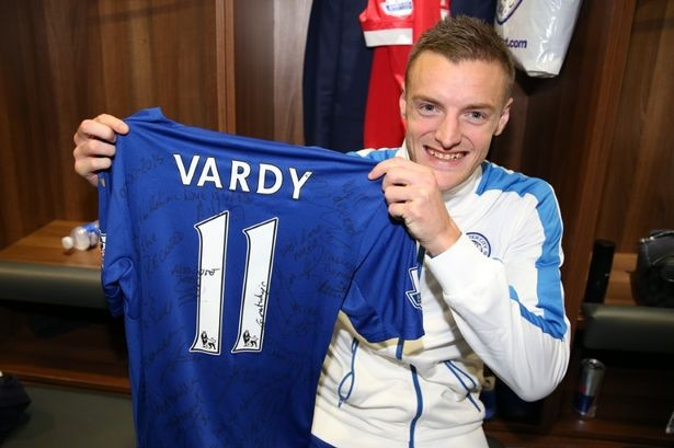 Nhung ky luc cho Jamie Vardy xo do tai Premier League hinh anh
