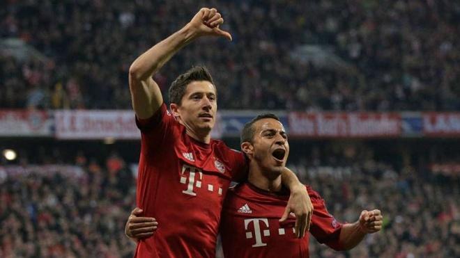 Ronaldo, Lewandowski lot doi hinh tieu bieu vong bang Cup C1 hinh anh 10